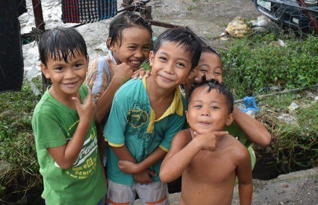 Enfants d'Inayawan