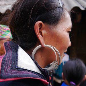 Une femme Hmong ©Enfants du Mékong