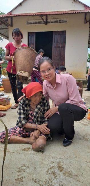 Sœur Thu est au service des plus pauvres et des malades