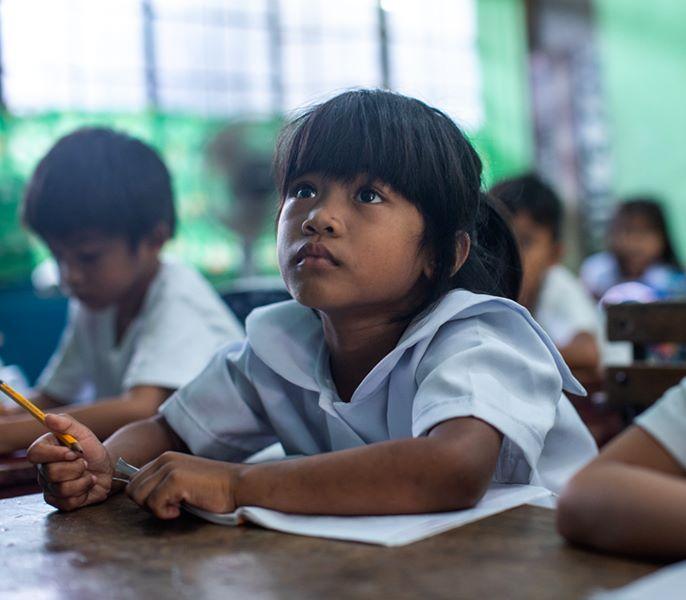 Filleule philippine ©Antoine Besson