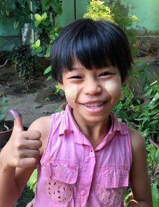 Khin Khin, filleule Enfants du Mékong ©Enfants du Mékong