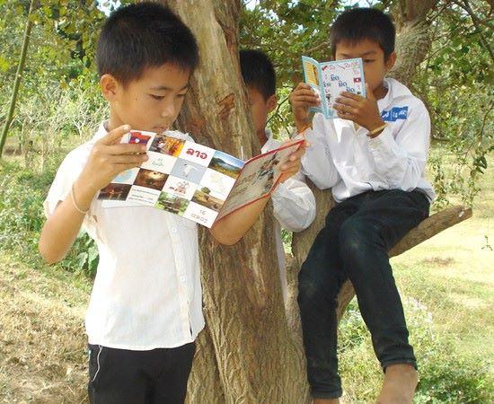 Savoir lire, c'est pouvoir écrire son futur !