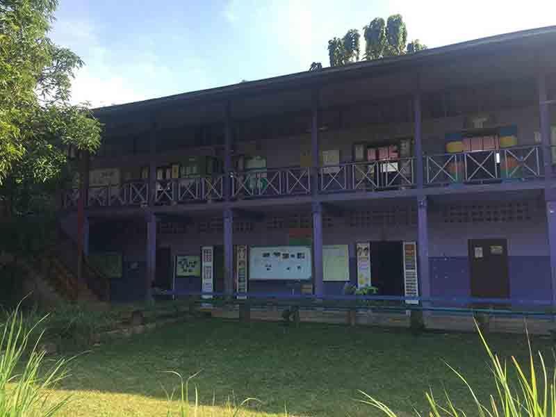 Ecole de Sop Moei ©Enfants du Mékong
