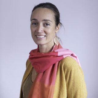 Angélique Rédier - chargée de mission Enfants du Mékong
