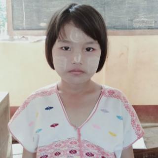 Birmanie Rénovation de l'école de Khwee Tha Mar- Etat Karen -filleule