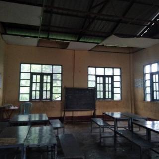 Birmanie Rénovation de l'école de Khwee Tha Mar- Etat Karen -