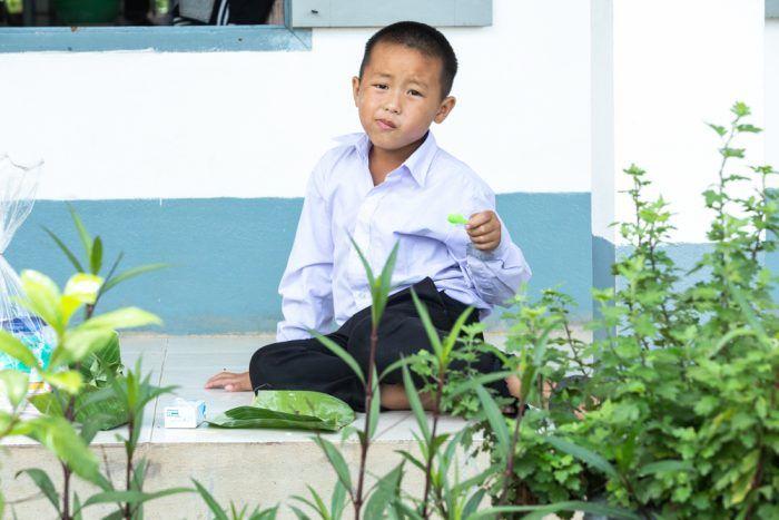 Filleul laotien ©Antoine Besson