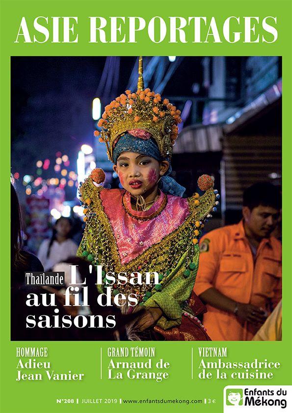 Asie Reportages N°208