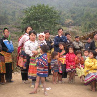 L'ethnie H'Mong de Pá Púa au Vietnam