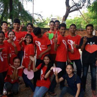 jeunes projet Battambang