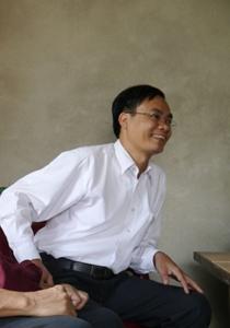 Paul Thap, responsable de programme au Vietnam