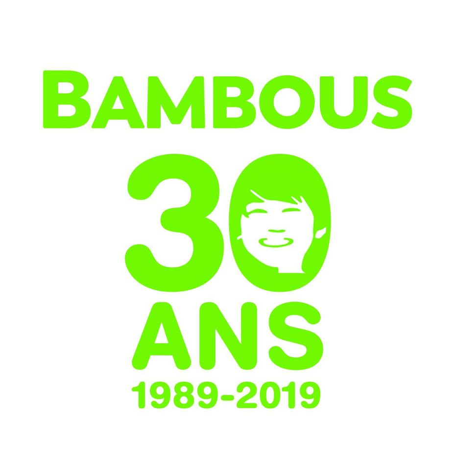 Bambous 30 ans - 1989 - 2019