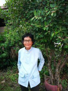 Madame Sopha, responsabble de programme au Cambodge