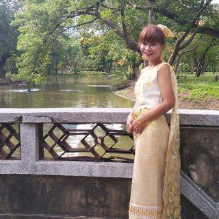Monthita, responsable de programme en Thaïlande
