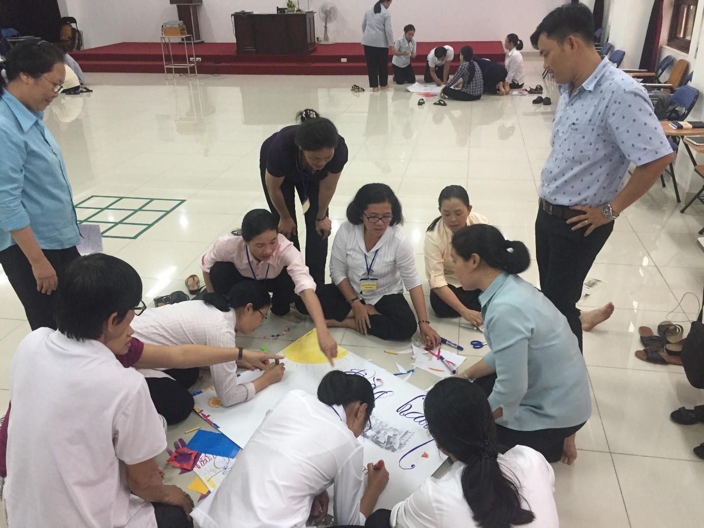 Des responsables de zone impliqués au Vietnam