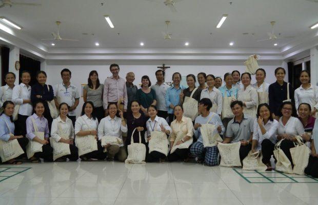 Formation humaine des équipes vietnamiennes