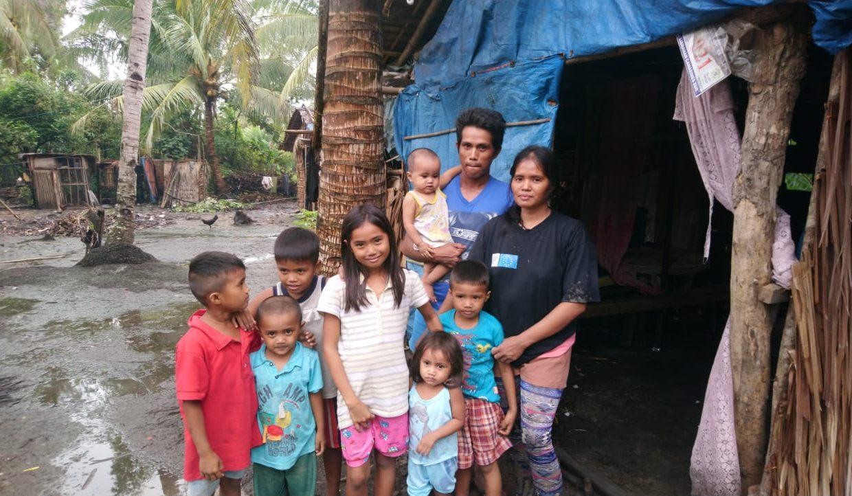 Famille philippine ©Nolwenn