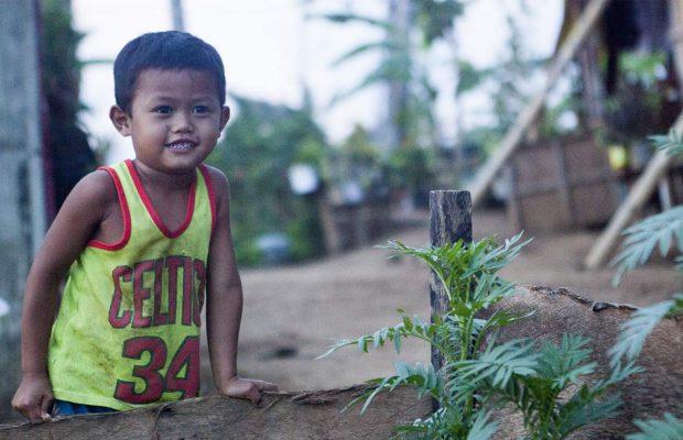 Enfant philippin ©Antoine Besson
