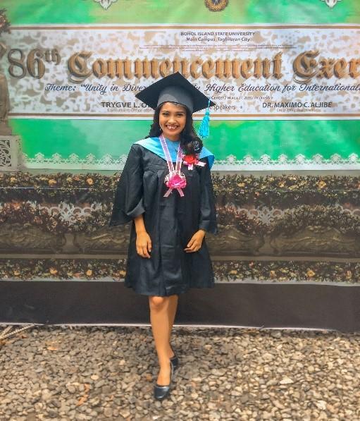 Kariza est diplômée !