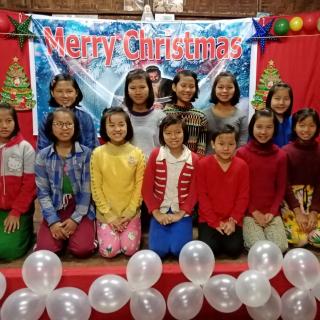 Un nouveau foyer à Kachin Su pour des jeunes réfugiées en birmanie