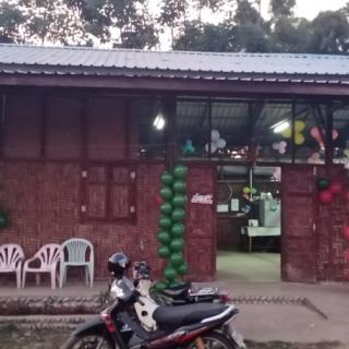 La nursery de Kachin Su en Birmanie
