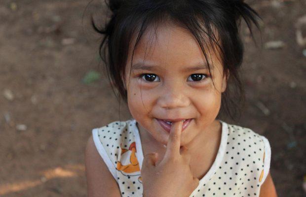 Beaucoup d'enfants quittent l'école à 13 ans pour travailler dans les champs ©Marie-Charlotte Noulens