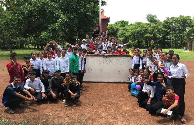 Les enfants de Preah Vihear
