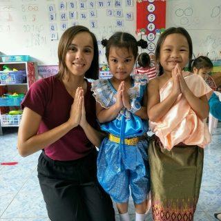 Alizé en mission en Thaïlande