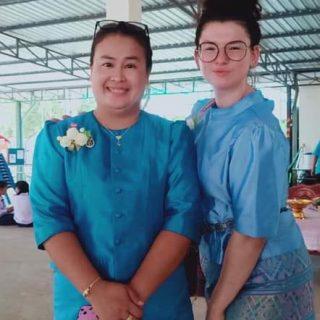Victoria en mission en Thaïlande