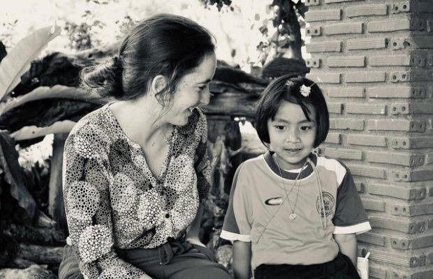 Clémentine est en mission en Thaïlande