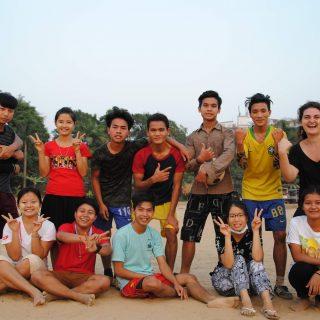 Jeunes en foyer - birmanie
