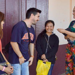 Clémence, Volontaire Bambou au Laos