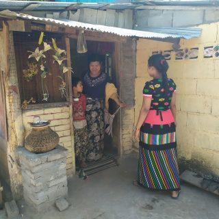Filleuls en Birmanie
