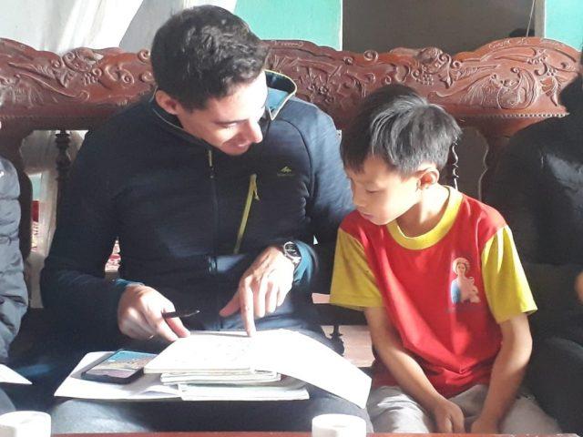 Clément, Volontaire au Vietnam