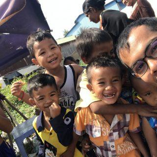 enfants de Phnom Penh