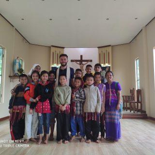Baptiste en mission de Thaïlande