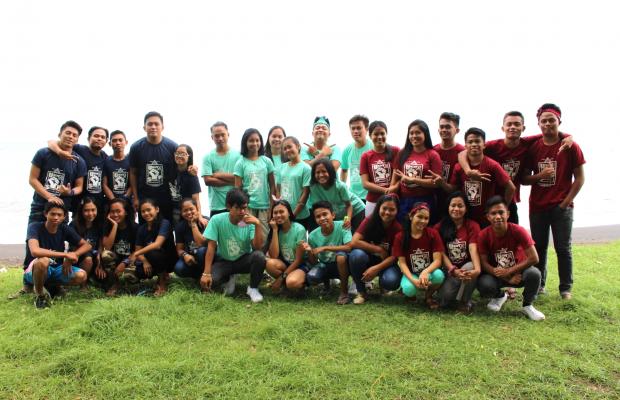 Equipement de la salle informatique du centre de Dumaguete aux Philippines