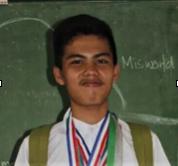 Rolando, étudiant au Centre de Butuan