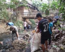 Protection de l'enfance dans les camps de réfugiés de la province de Tak en Thailande