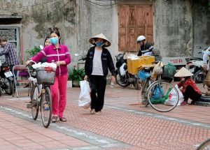 Distribution Caritas au Vietnam