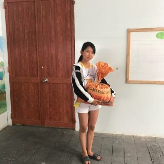 Tran Thao Duy, filleule EDM