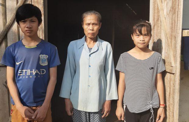 Un toit pour la famille de Bui Thi Thuy au Vietnam