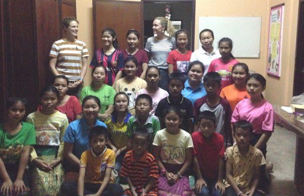 Équipements informatiques pour le Foyer de Savannakhet au Laos