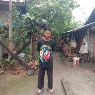 Un dortoir pour les étudiants de Luang Prabang au Laos