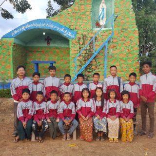 De nouveaux sanitaires et installation solaire pour le foyer de Rezua