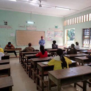 Les écoles ont fermé fin Mars au Cambodge