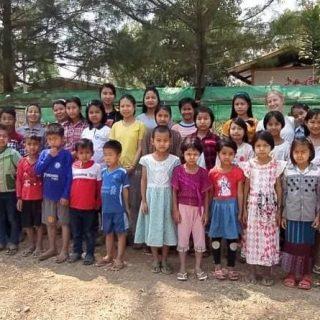 Les jeunes de Loikaw