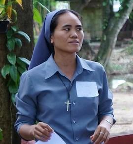 Une formation professionnelle pour les jeunes filles du Laos