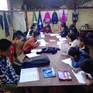 Une nouvelle cuisine pour les enfants du foyer de Namhai