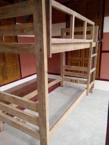 Construction d'un foyer et de sanitaires pour les lycéens de Falam